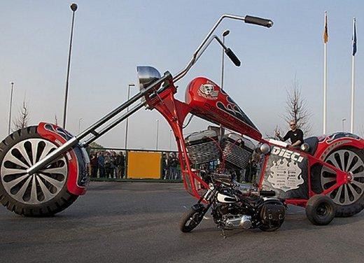 Moto Guzzi al Biker Fest 2012 a Lignano Sabbiadoro - Foto 3 di 20