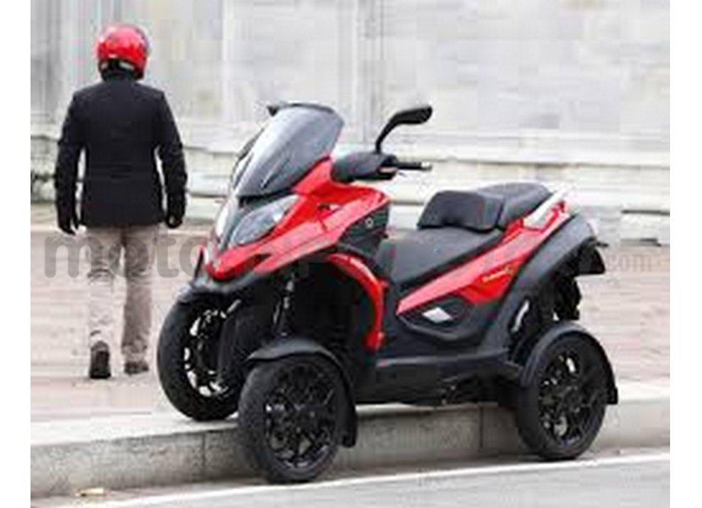 Expo Milano 2015: Quadro è fornitore ufficiale di scooter a tre ruote - Foto 2 di 7