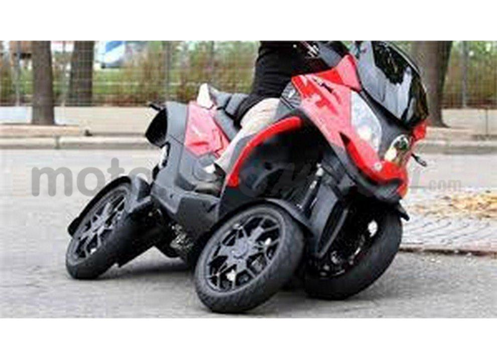 Expo Milano 2015: Quadro è fornitore ufficiale di scooter a tre ruote - Foto 4 di 7