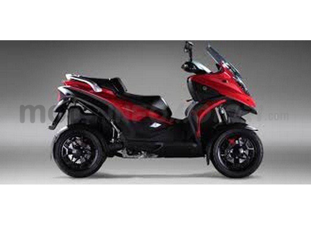 Expo Milano 2015: Quadro è fornitore ufficiale di scooter a tre ruote - Foto 6 di 7