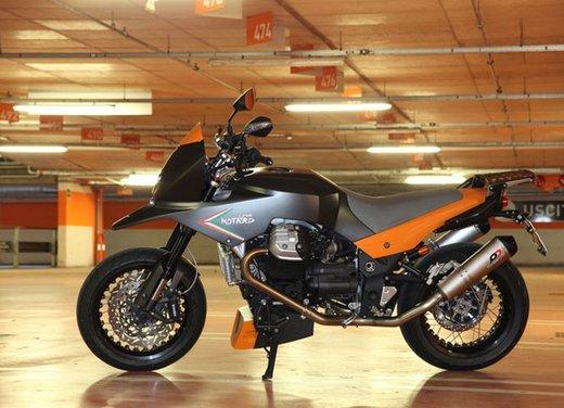 Moto Guzzi Motard V-Twin by Ghezzi-Brian - Foto 4 di 17