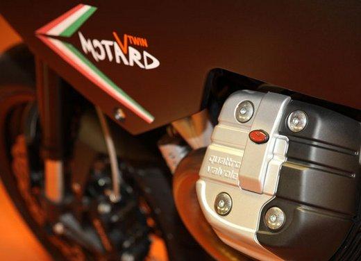 Moto Guzzi Motard V-Twin by Ghezzi-Brian - Foto 8 di 17