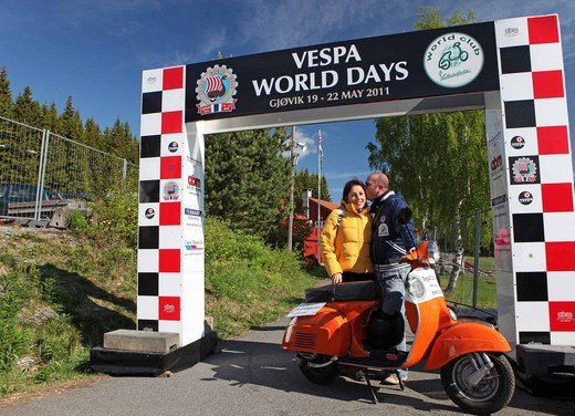 Vespa World Days 2012 a Londra - Foto 12 di 20