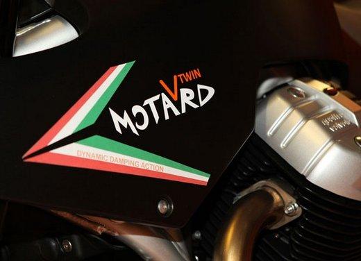 Moto Guzzi Motard V-Twin by Ghezzi-Brian - Foto 10 di 17