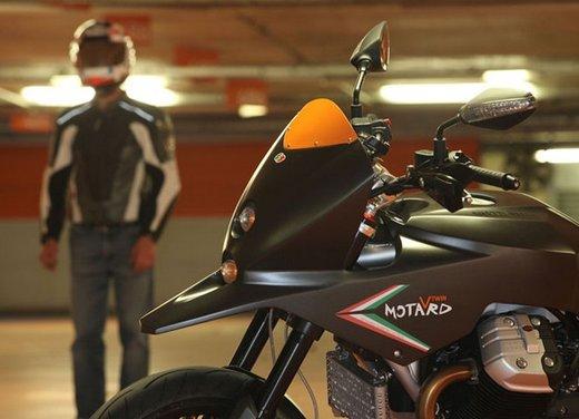 Moto Guzzi Motard V-Twin by Ghezzi-Brian - Foto 7 di 17
