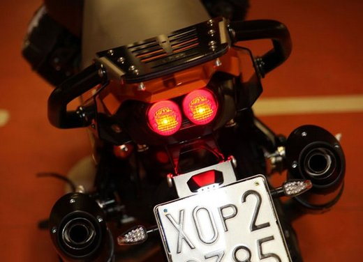 Moto Guzzi Motard V-Twin by Ghezzi-Brian - Foto 12 di 17