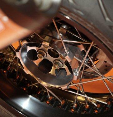 Moto Guzzi Motard V-Twin by Ghezzi-Brian - Foto 13 di 17