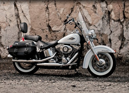 Harley Davidson Legend on Tour 2012 - Foto 11 di 14