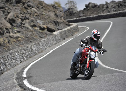 Ducati Monster 1100 Evo – Test Ride - Foto 4 di 27