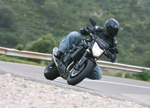 Yamaha ABS: prova del nuovo dispositivo sulla gamma moto
