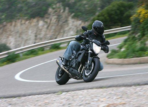 Yamaha FZ1 – Test Ride - Foto 2 di 14