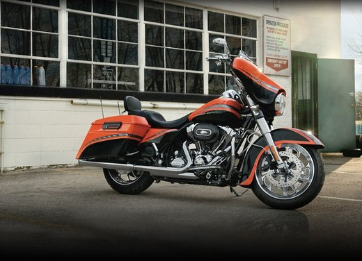 Harley Davidson Legend on Tour 2012 - Foto 13 di 14
