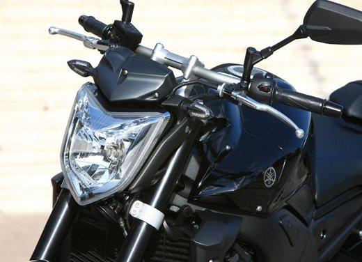 Yamaha FZ1 – Test Ride - Foto 5 di 14