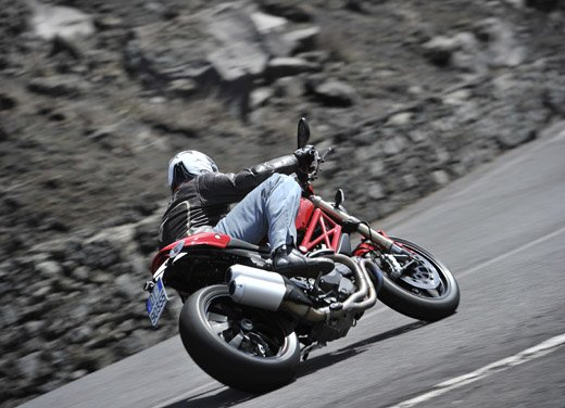 Ducati Monster 1100 Evo – Test Ride - Foto 5 di 27