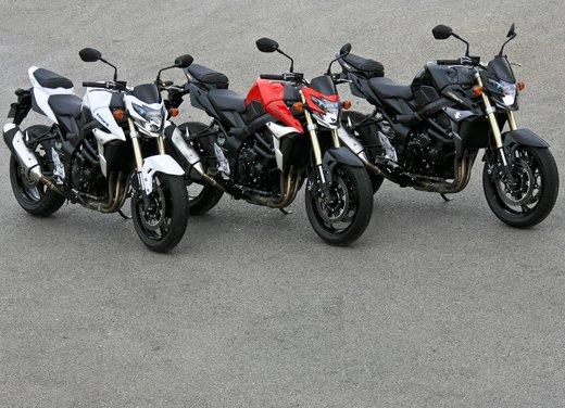Suzuki GSR 750  in offerta fino al 31 ottobre 2012 - Foto 7 di 31