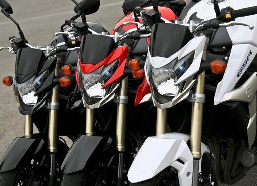 Suzuki GSR 750  in offerta fino al 31 ottobre 2012 - Foto 10 di 31