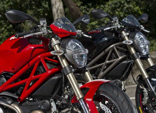 Ducati Monster 1100 Evo – Test Ride - Foto 11 di 27