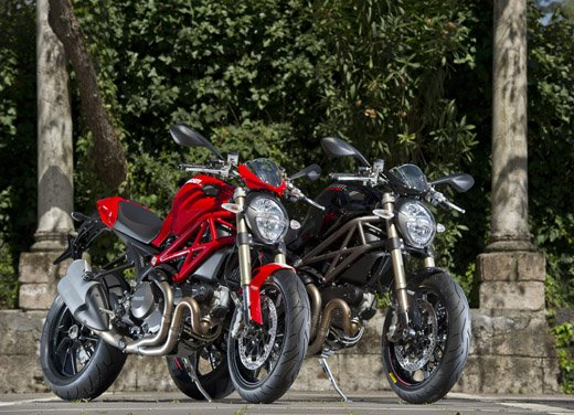 Ducati Monster 1100 Evo – Test Ride - Foto 14 di 27