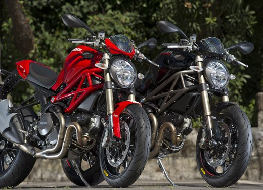 Ducati Monster 1100 Evo – Test Ride - Foto 15 di 27