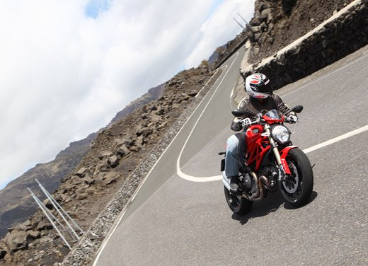 Ducati Monster 1100 Evo – Test Ride - Foto 13 di 27
