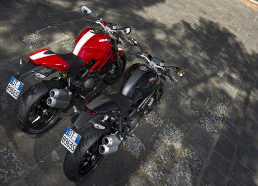 Ducati Monster 1100 Evo – Test Ride - Foto 17 di 27