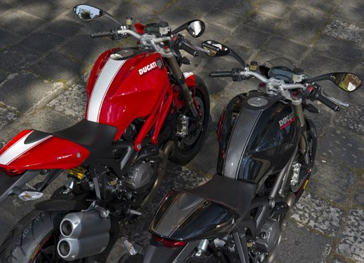 Ducati Monster 1100 Evo – Test Ride - Foto 18 di 27