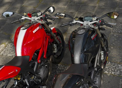 Ducati Monster 1100 Evo – Test Ride - Foto 19 di 27