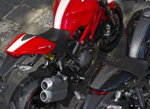 Ducati Monster 1100 Evo – Test Ride - Foto 20 di 27
