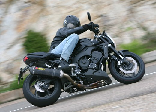 Yamaha FZ1 – Test Ride - Foto 7 di 14