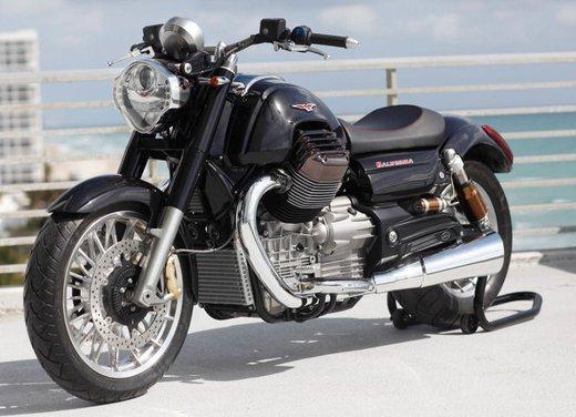 Moto Guzzi California 1400 presentata a Miami
