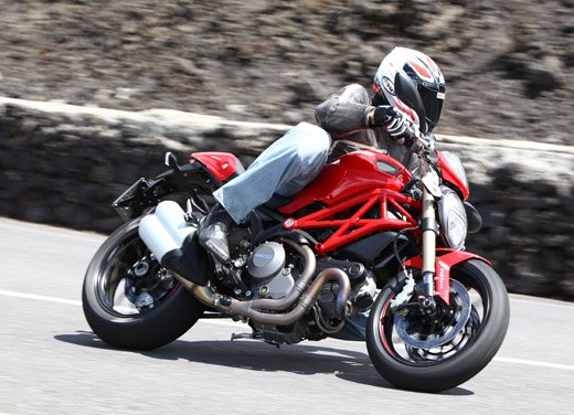 Ducati Monster 1100 Evo – Test Ride - Foto 21 di 27
