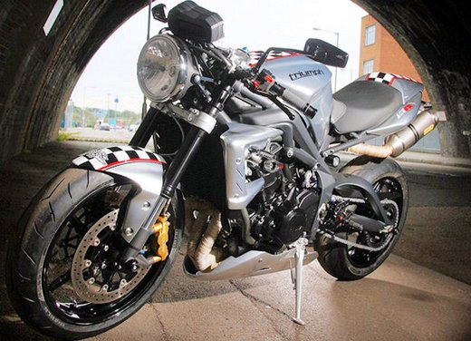 Triumph Ace 675CR Limited Edition