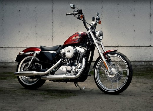 Harley Davidson Legend on Tour 2012 - Foto 4 di 14