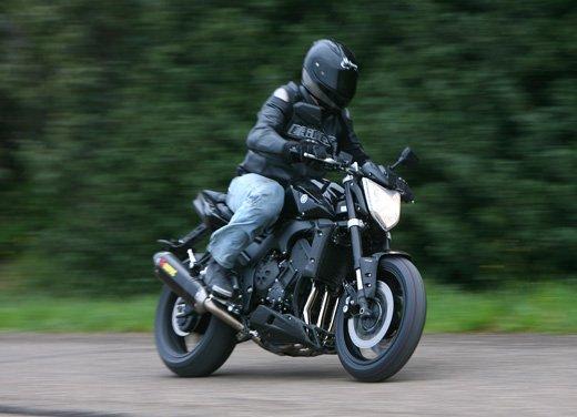 Yamaha FZ1 – Test Ride - Foto 8 di 14