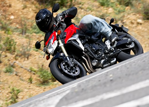 Suzuki GSR 750 – Test ride