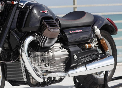 Moto Guzzi California 1400 presentata a Miami - Foto 5 di 9