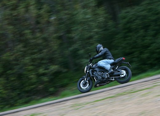 Yamaha FZ1 – Test Ride - Foto 9 di 14
