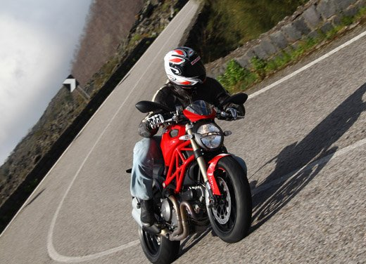 Ducati Monster 1100 Evo – Test Ride - Foto 23 di 27