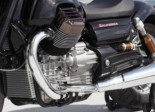 Moto Guzzi California 1400 presentata a Miami - Foto 6 di 9