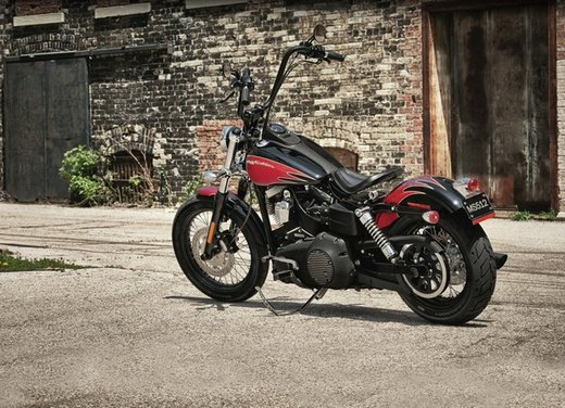 Harley Davidson Legend on Tour 2012 - Foto 6 di 14
