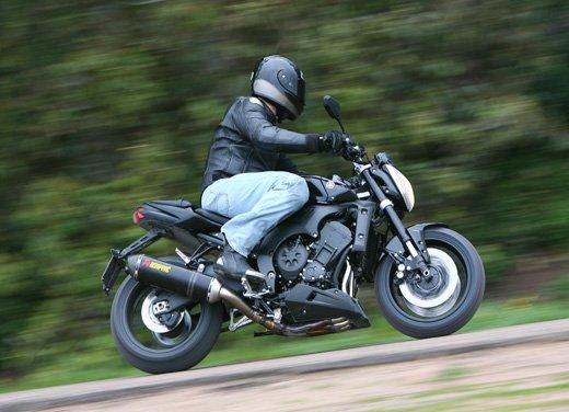 Yamaha FZ1 – Test Ride - Foto 10 di 14