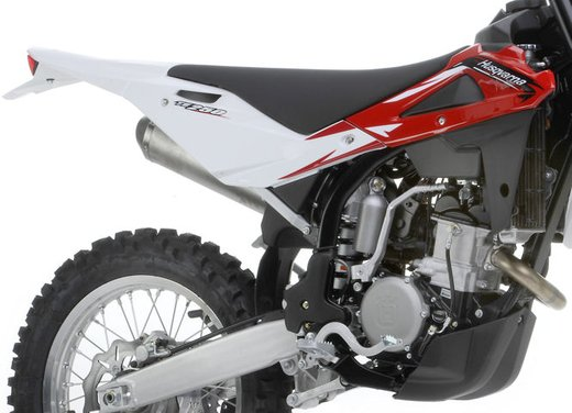 Husqvarna enduro 2012 – Video Ufficiale - Foto 6 di 11