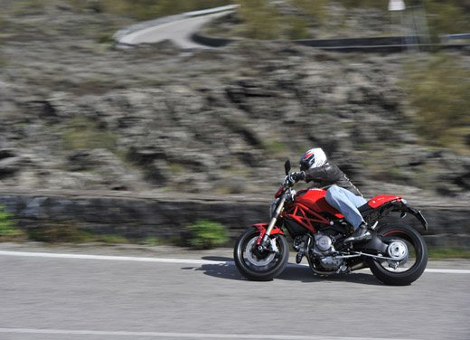Ducati Monster 1100 Evo – Test Ride - Foto 24 di 27
