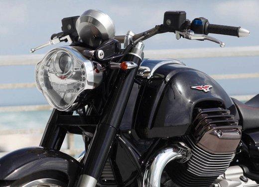 Moto Guzzi California 1400 presentata a Miami - Foto 7 di 9