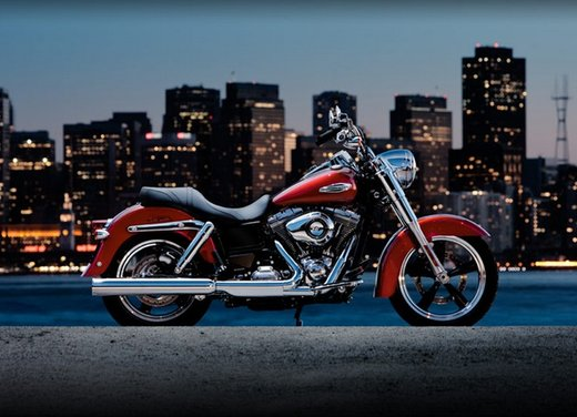 Harley Davidson Legend on Tour 2012 - Foto 7 di 14