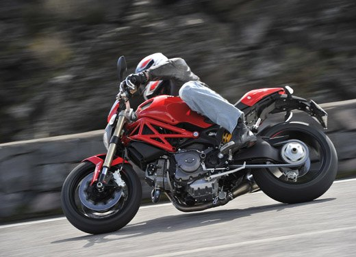Ducati Monster 1100 Evo – Test Ride - Foto 25 di 27