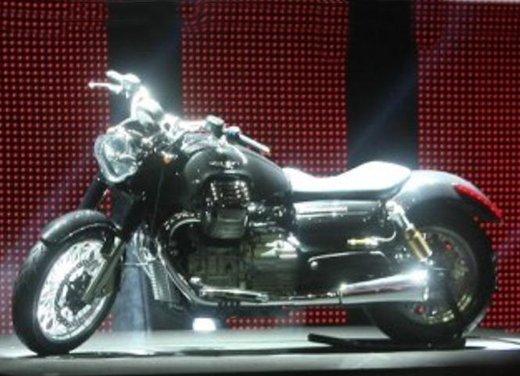 Moto Guzzi California 1400 presentata a Miami - Foto 8 di 9