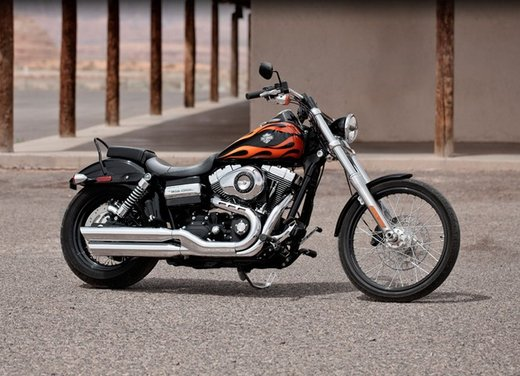 Harley Davidson Legend on Tour 2012 - Foto 8 di 14