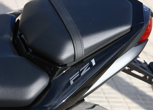 Yamaha FZ1 – Test Ride - Foto 13 di 14