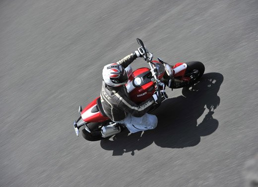 Ducati Monster 1100 Evo – Test Ride - Foto 27 di 27